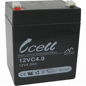 Batterie 12v 4ah : km thomas battery 12v 4ah ~ Medecine-chirurgie-esthetiques.com Avis de Voitures