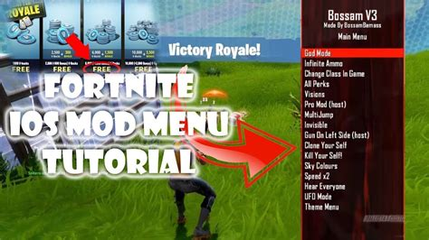 fortnite hacks mobile game ios android