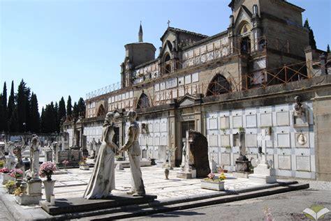 firenze la basilica  san miniato al monte  il cimitero