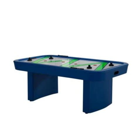 air hockey table accessories hathaway hat trick 4 ft air hockey table bg1015h the