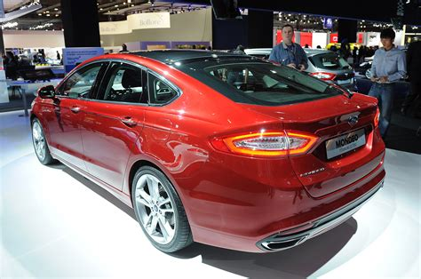 2013 Ford Mondeo, A Fusion By Any Other Name, Looks Sweet