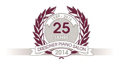 Einladung Zum 25jährigen Jubiläum Des Dresdner Piano