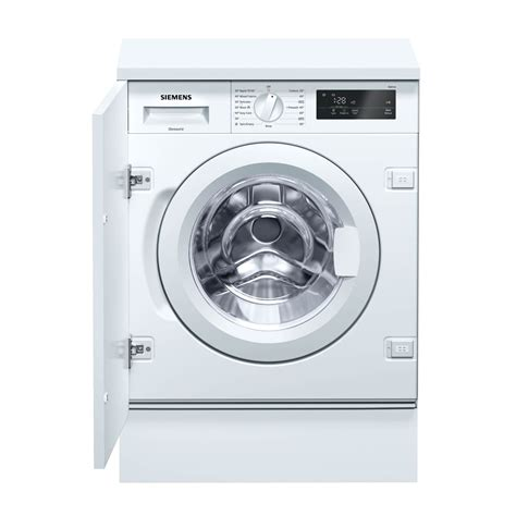 Siemens WI14W300GB Fully Integrated Automatic Washing