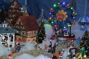 Village De Noel Miniature : commune de la province de luxembourg ~ Teatrodelosmanantiales.com Idées de Décoration