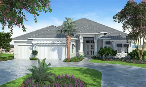 florida living  wonderful outdoor space bw architectural designs house plans