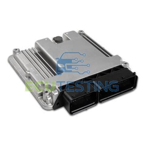 bmw 3 series 2 0 320d ecu engine management part no dde7789572 0281010565