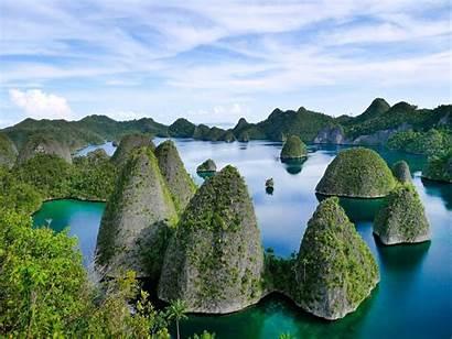 Asia Indonesia Raja Ampat Lugares Visitar Places