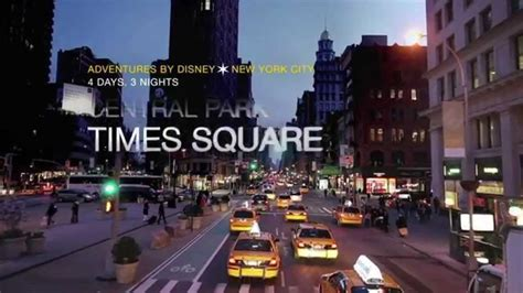 new york city vacations adventures by disney youtube