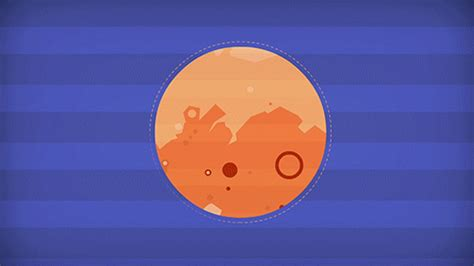Planet Mars S Find And Share On Giphy