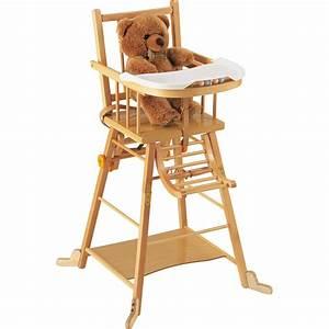Chaise Haute Bébé Bois : chaise haute bebe bois ancienne guide de nourrison ~ Melissatoandfro.com Idées de Décoration