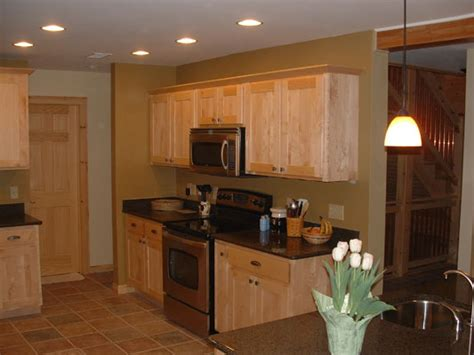 Flat Panel Cabinets by Timber Country Cabinetry Flat Panel Door Style