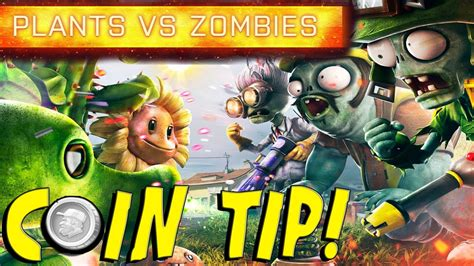 vs zombies garden warfare 2 earn coins and level quot plants vs zombies how to get free coins quot pvz Plants