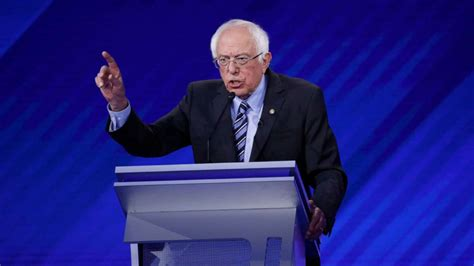 sen bernie sanders plans  attend october debate