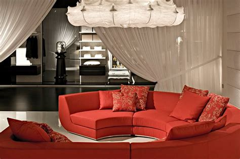 rote sofa rote sofas im wohnzimmer marcel wanders