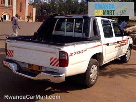Used Toyota Truck 2001 2001 Toyota Hilux Double Cabin