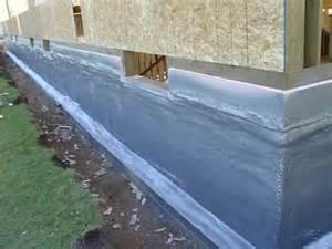 Rigid Foam Insulation Basement Walls by Exterior Wall Insulation Urecoat Inc Spray Foam Winnipeg