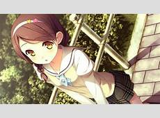 Cute Anime Girl Student Images HD Wallpaper – One HD