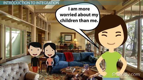 cultural integration definition examples video
