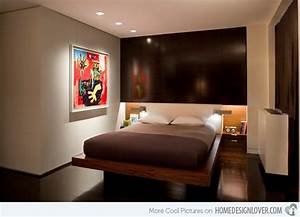 Modern contemporary masculine bedrooms decoration for