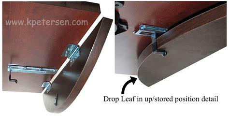 drop leaf desk hardware drop leaf table hinge and hardware kits