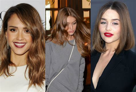 warm light brown hair color warm shades of brown hair colors 2017 hairdrome