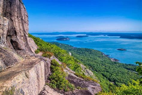 acadia national park hikes trail usa treks adventure perfect hike vacationland there