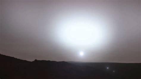latest curiosity mars sunset full  aug  p