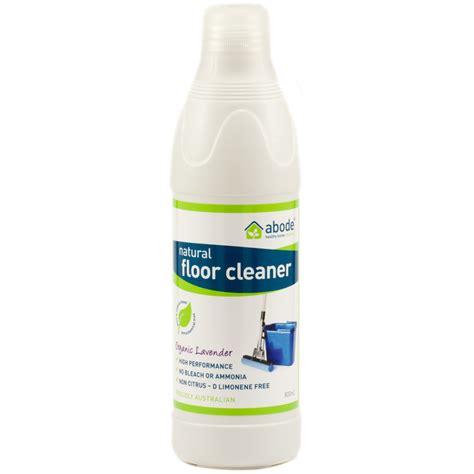 floor cleaner lavender lets  natural