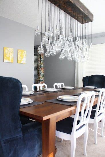 Modest Diy Dining Room Lighting Ideas  Syntheticlawnsinfo