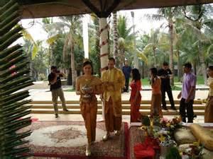 Cambodia Khmer Wedding