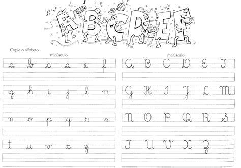 09 alfabeto em letra minuscula cursiva caligrafia cantinho educar alfabeto letra app co