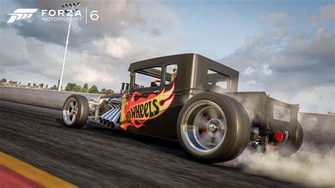 forza  players     hot wheels car pack