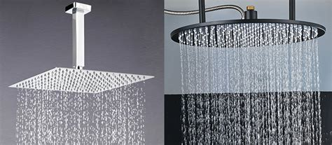 ceiling mount rainfall shower ceiling mounted shower reviews buy best items