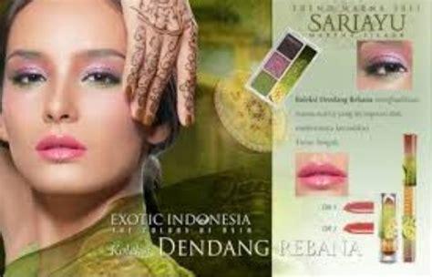 sariayu dendang rebana lipstik 02 trend 2011