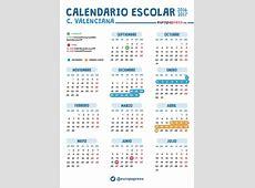 Calendario escolar 20162017 en la Comunitat Valenciana