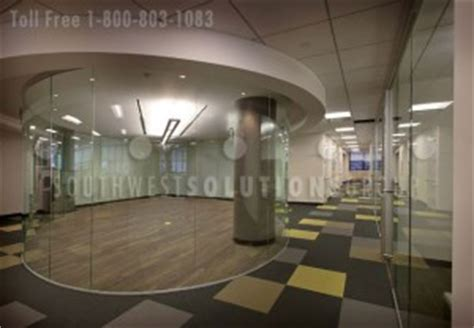 frameless glass wall office fronts conference rooms