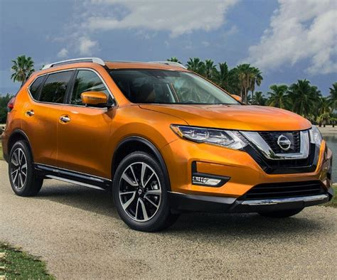 2018 Nissan Rogue  Preview, Redesign, Engine, Features