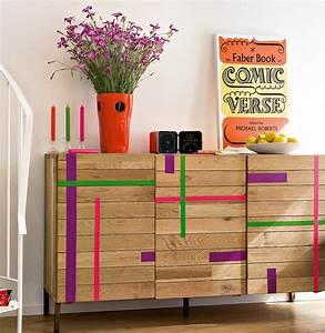Relooker Meuble Cuisine : relooker meubles ikea marie claire ~ Mglfilm.com Idées de Décoration