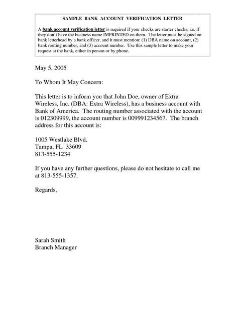 image result  bank letter format  address proof