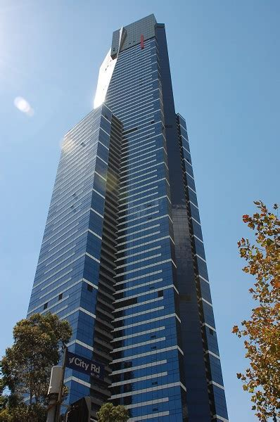 Eureka Tower (Melbourne, 2006)   Structurae