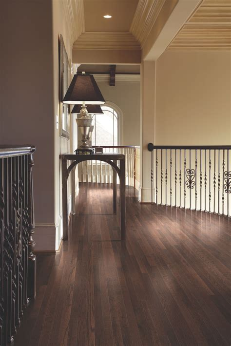 Bellissima floors are manufactured with the highest standards and back by a warranty that ensures a complete satisfaction. bellingham 70 gloss 3 25 sw589 - coffee bean Hardwood Flooring: Shaw Wood Flooring   Shaw Floors