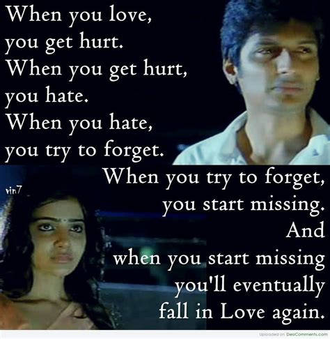 Life Quotes In Tamil From Movies