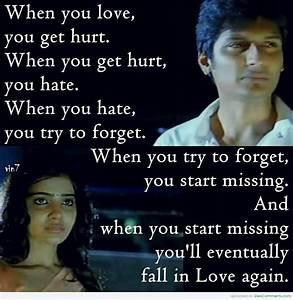 Tamil Movie Love Quotes. QuotesGram