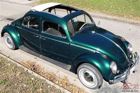 1965 Custom Volkswagen 4-door Beetle / Amazing Push-me