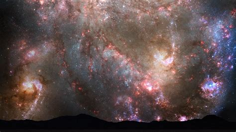 Milky Way Destined For Head Collision With Andromeda