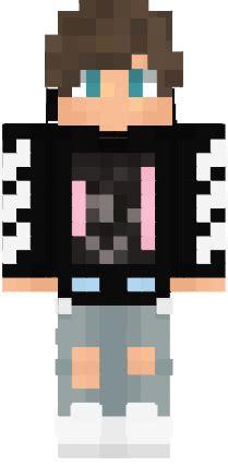 white minecraft skin nova skin