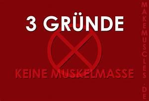 Kalorienbedarf Muskelaufbau Berechnen : aus diesen 3 gr nden baust du keine muskelmasse auf make muscles ~ Themetempest.com Abrechnung