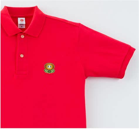 club nintendo japan polo shirt aka the reward you ll never