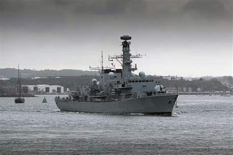 Trials Royal Navy Ships Sonar