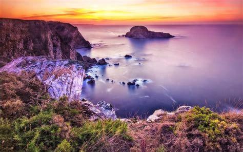 mar landscape wallpapers cool images flores paisaje